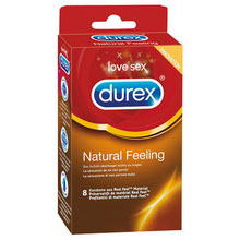 Durex - kondómy Natural Feeling (8 ks)