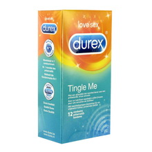 Durex - kondómy Tingle Me (12 ks)