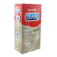 Durex - kondómy Feeling Ultra Sensitive (12 ks)